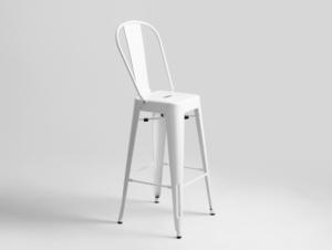 PARIS BAR ARMS 76 bar stool small 3