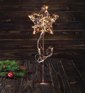 HAGABERG Table decoration 45cm Copper small 0