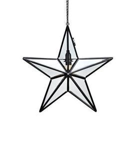 ANSGAR Glass Star 50CM Black small 1