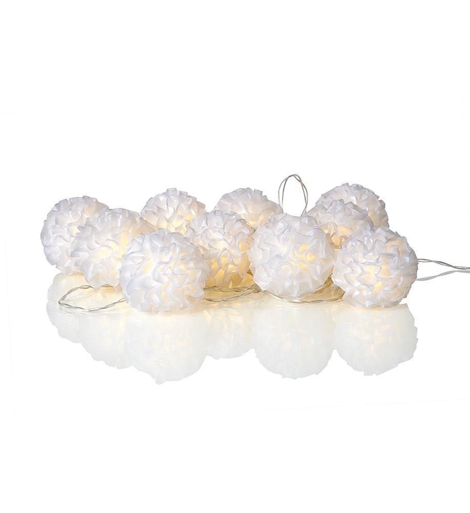 SKÖN Ball chain 10LED White