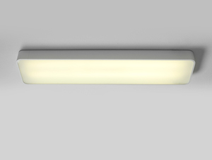 LAXO 90x20 ceiling lamp - white small 3