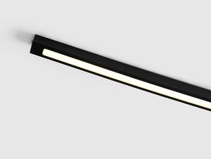 LINE PLUS XL ceiling lamp - black small 3