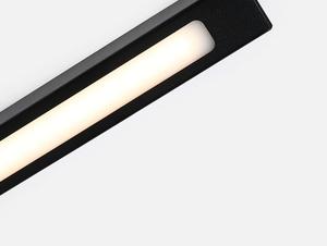 LINE PLUS XL ceiling lamp - black small 4