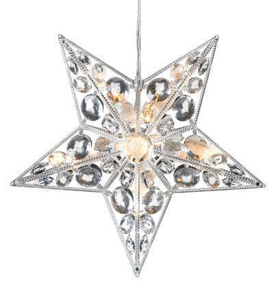 Harnosand Star LED 30cm acrylic