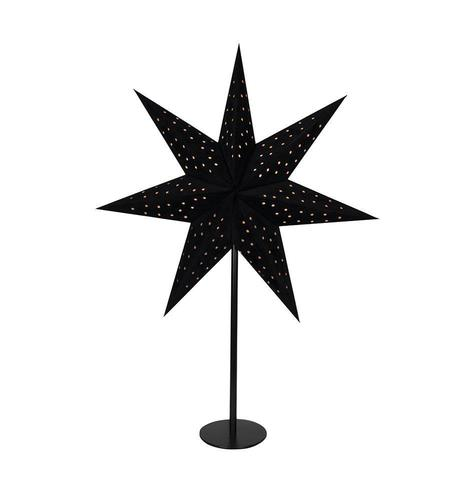 CLARA Table Star 45 Black