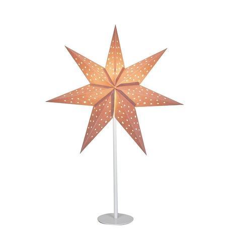 CLARA Table Star 45 Pink