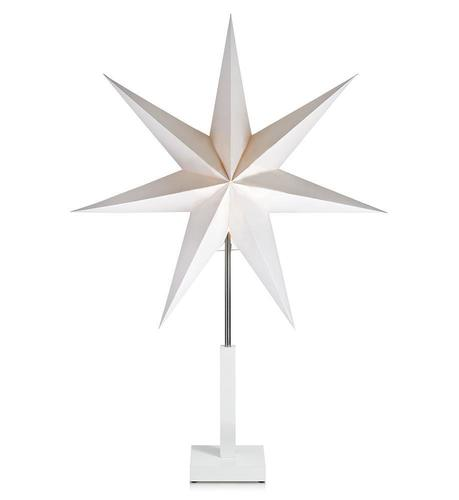 Duva Paper Star Table 75cm white