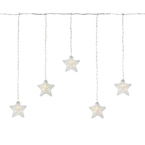 ISABELLA Icicle LED white Star