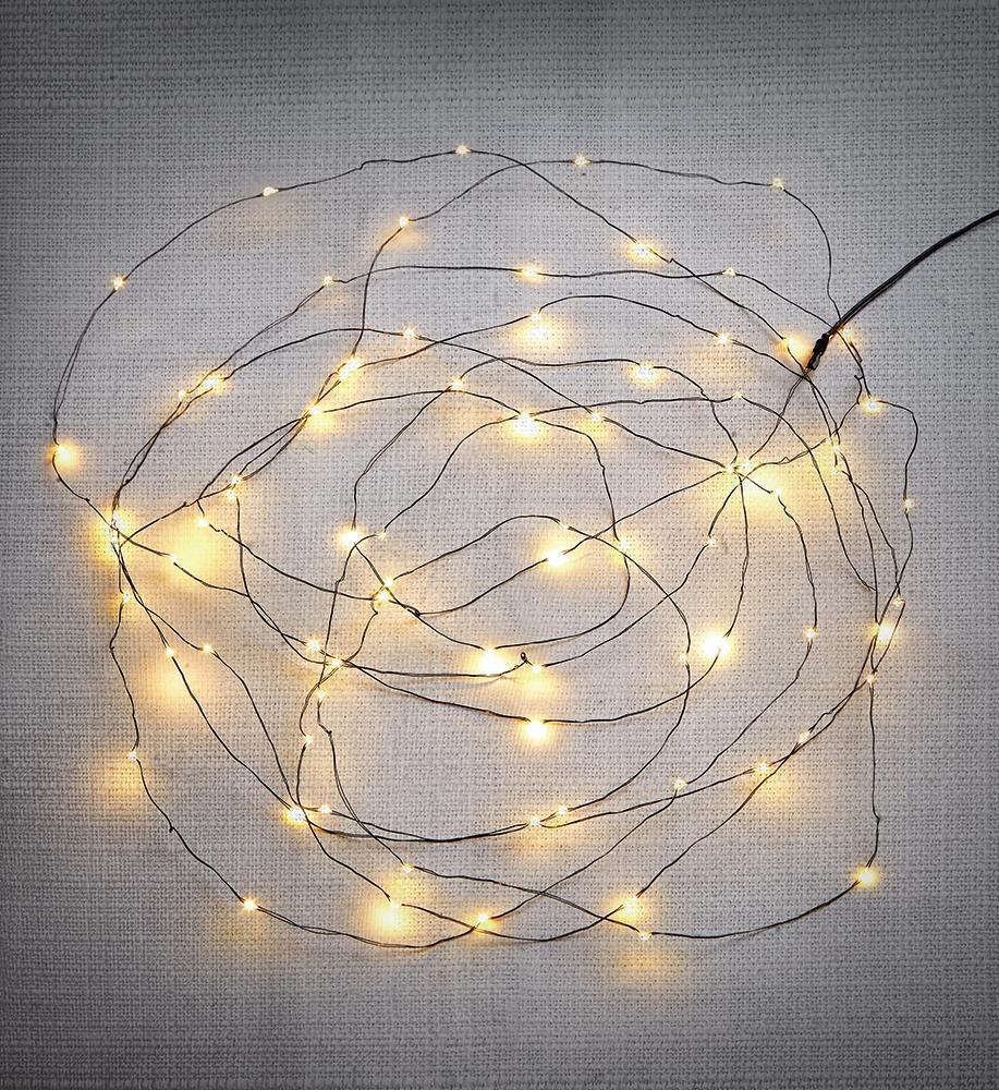 FENIX 160 Mini LED luminous chain IP44 Transformer