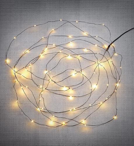 FENIX 200 Mini LED luminous chain IP44 Transformer