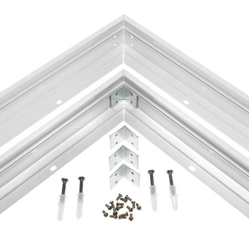 Surface-mounting frame. Algine 600 X600 luminaire