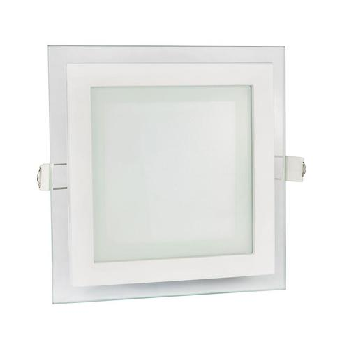 Wires Eco Led Square 230 V 6 W Ip20 Cw Ceiling Glass Eye