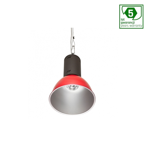 Lycao Cob Led Ip40 50 W 30 St Ra> 80 Food Meat Products, Red Shade
