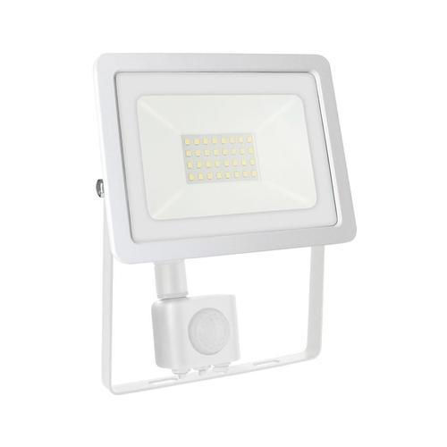 Noctis Lux 2 Smd 230 V 30 W Ip44 Nw White With Sensor