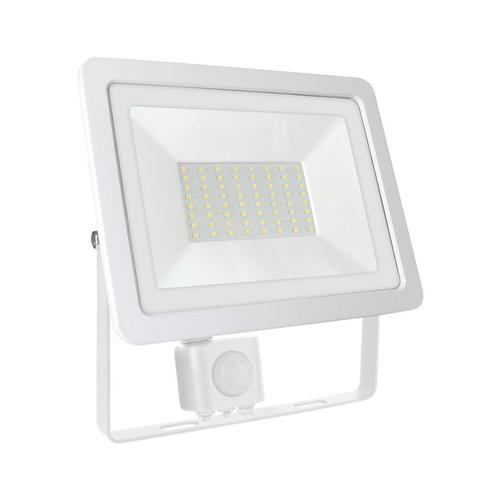 Noctis Lux 2 Smd 230 V 50 W Ip44 Ww White With Sensor