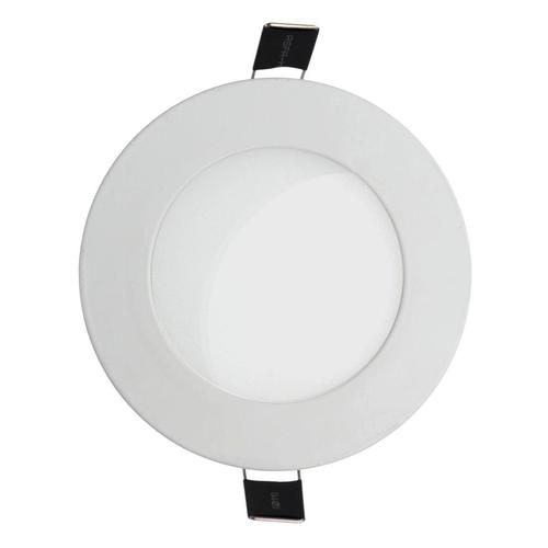 Algine Eco Ii Led Round 230 V 6 W Ip20 Ww Flush mounted