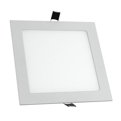 Algine Eco Ii Led Square 230 V 6 W Ip20 Cw Flush mounted