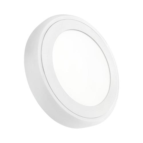 Algine Eco Ii Led Round 230 V 6 W Ip20 Cw Surface mounted