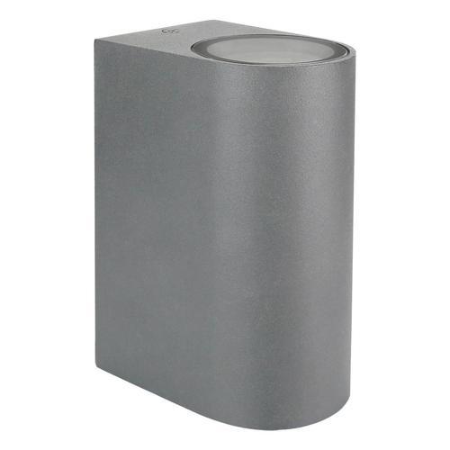 Torre Gu10 X2 Ip54 Gray
