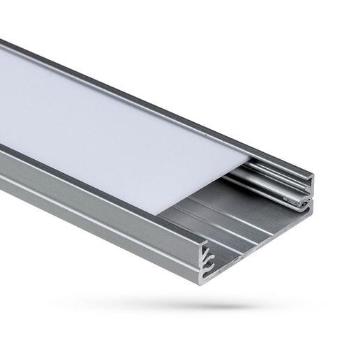 Profil Aluminiowy Wojwide Z OsŁonĄ Transparentna 1 Mb Klosz G
