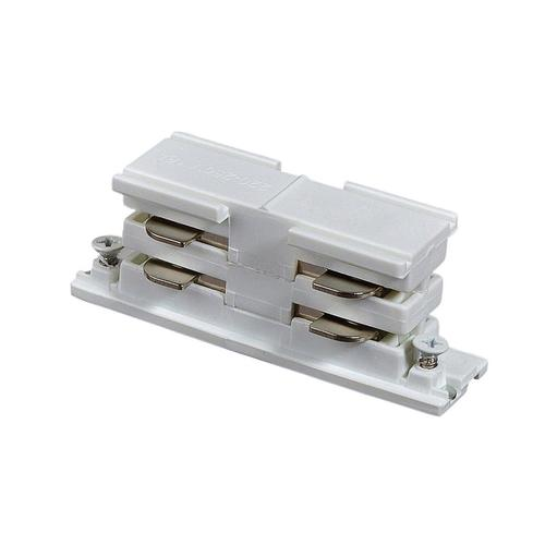 Sps Linear connector for 3-F busbar, White Spectrum