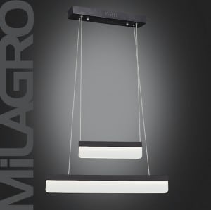 Hanging lamp modern overhang BEAM LED 401 18W 1260 lm small 1