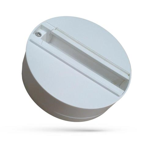 Sps Ceiling Base 3 F, White Spectrum