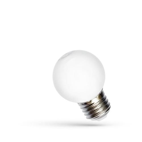Led ball E 27 230 V 1 W Rgb Spectrum