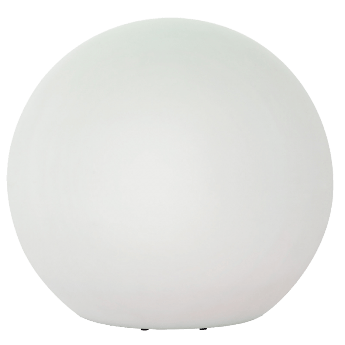 A bright garden ball, 77 cm in diameter, 230V 23W