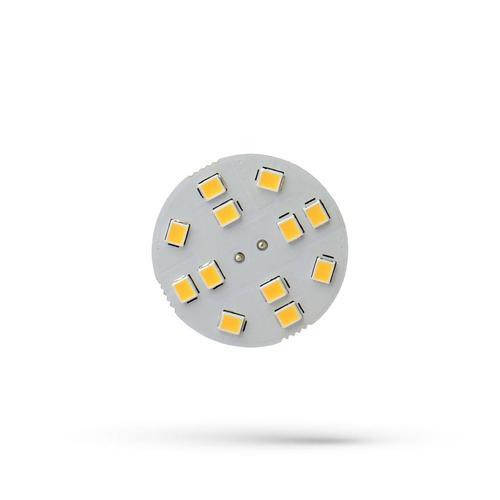 Led G4 12 V 2 W 12 Led Ww 30 Mm Spectrum