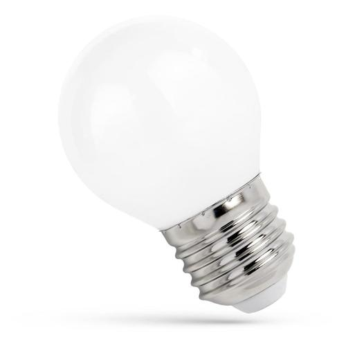 Led ball E 27 230 V 4 W Cog Ww White Spectrum
