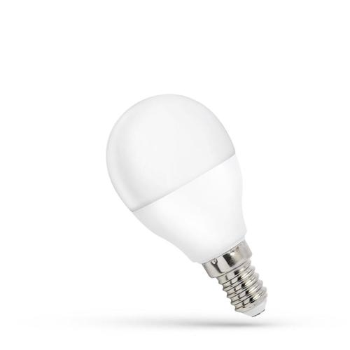 Led ball E 14 230 V 8 W Ww Spectrum