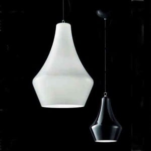 Murano Due Alma 60S Leucos pendant lamp small 4