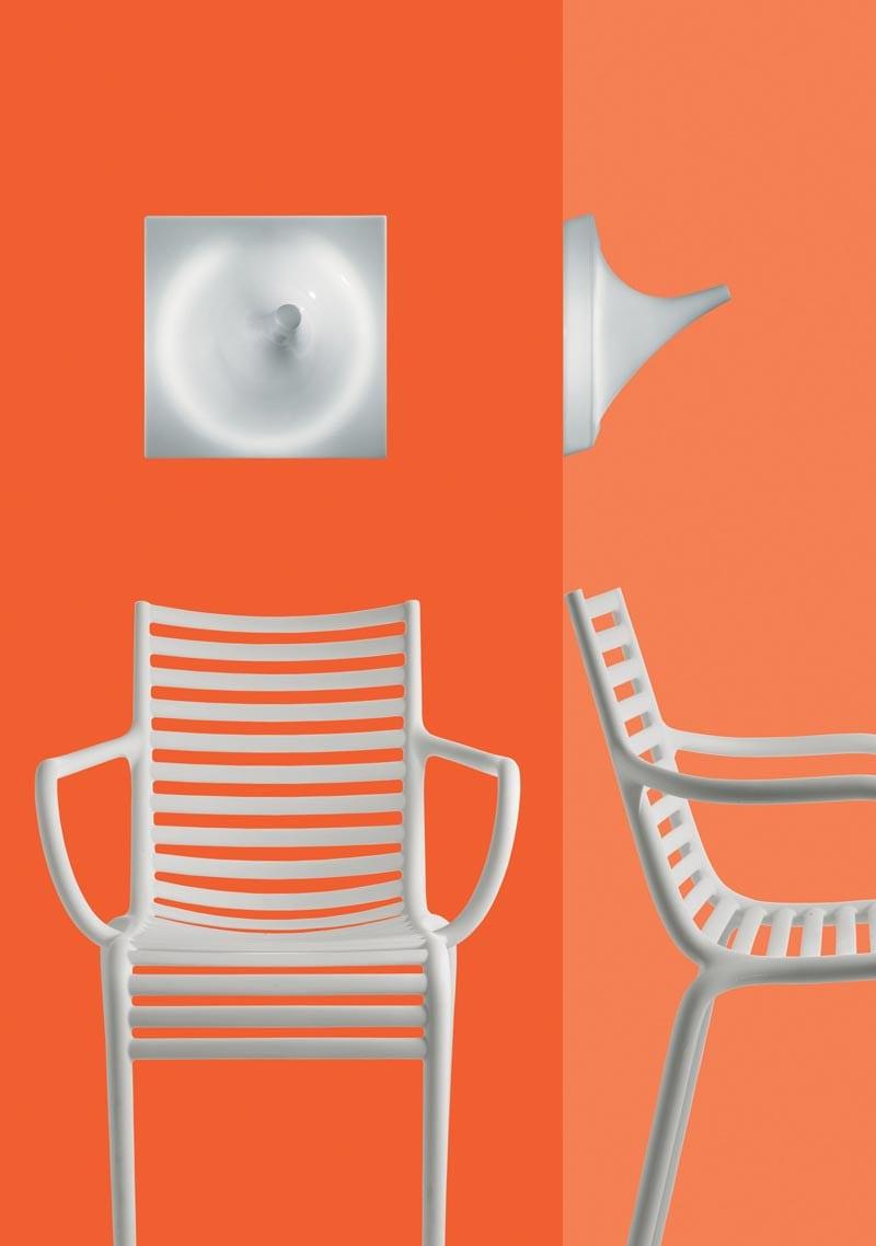 Wall lamp Alt Lucialternative Unikorn White / White