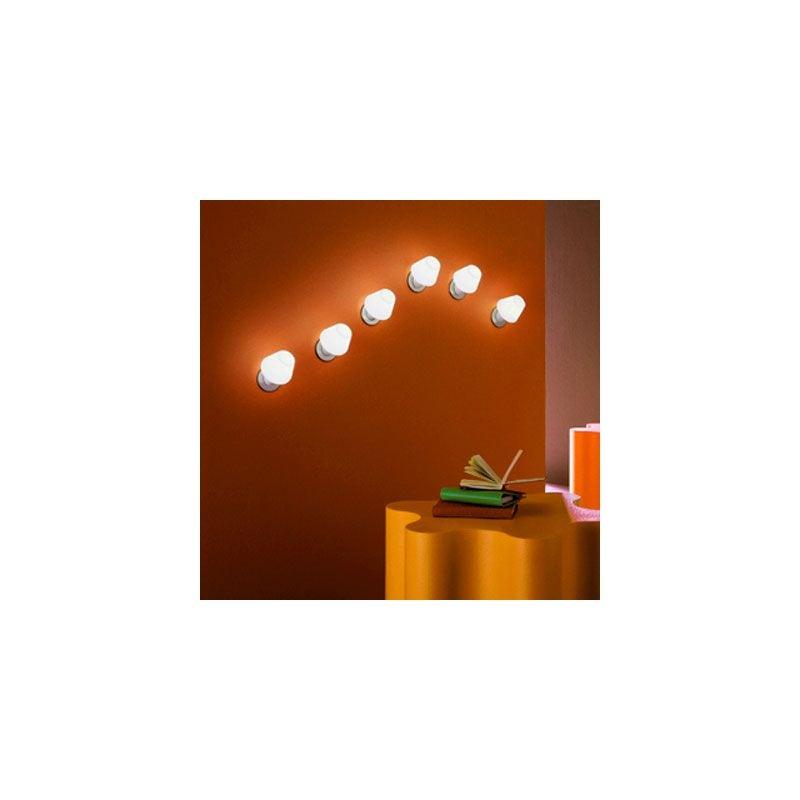 Wall light Murano Due (Leucos) Siesta Mini 40W G9