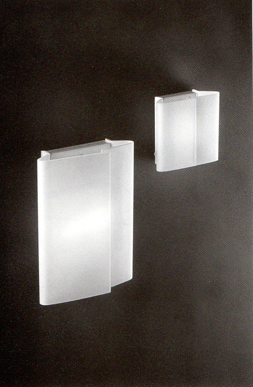 Wall lamp Murano Due Beside Mini 100W R7s