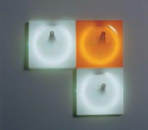 Wall lamp Alt Lucialternative Unikorn Orange / Orange small 1
