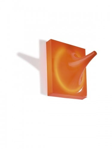 Wall lamp Alt Lucialternative Unikorn Orange / Orange