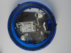 Nemo AQUARIUS external wall lamp small 2