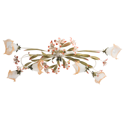 Verona Flora 6 Beige Lamp - 1340506