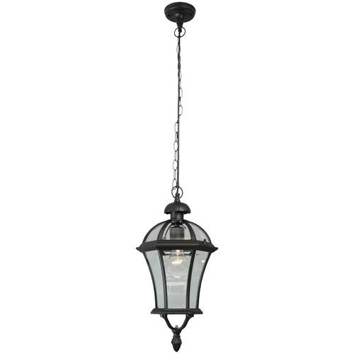 Outdoor pendant lamp Sandra Street 1 Black - 811010301