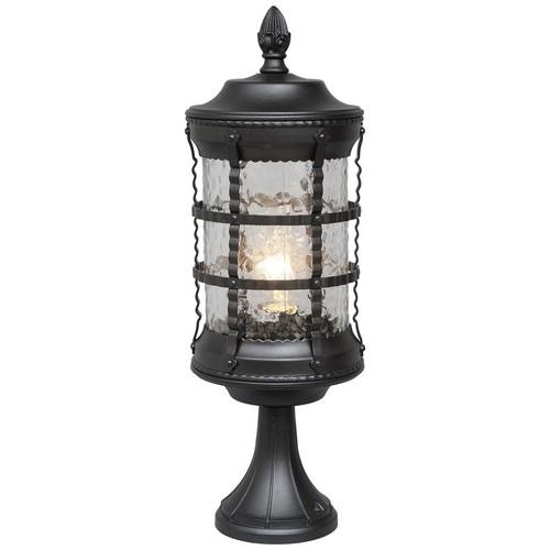 Garden lantern Donato Street 1 Black - 810040301