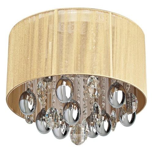 Jacqueline Elegance 5 Chrome pendant lamp - 465011305