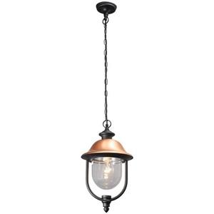 Outdoor pendant lamp Dubai Street 1 Black - 805010401 small 0