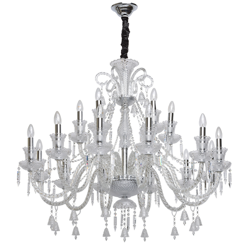 Chandelier Barcelona Classic 18 Chrome - 313012418