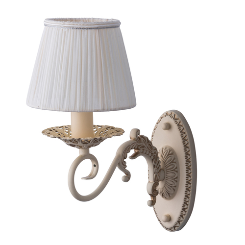 Wall lamp Ariadna Classic 1 Beige - 450024001
