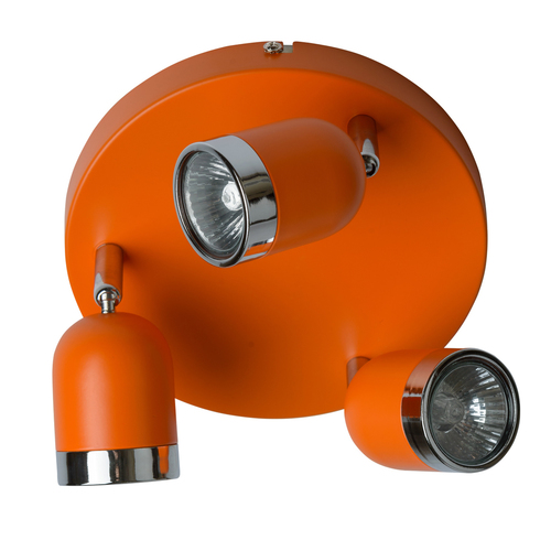 Reflektorek Orion Techno 3 Pomarańczowy - 546021103
