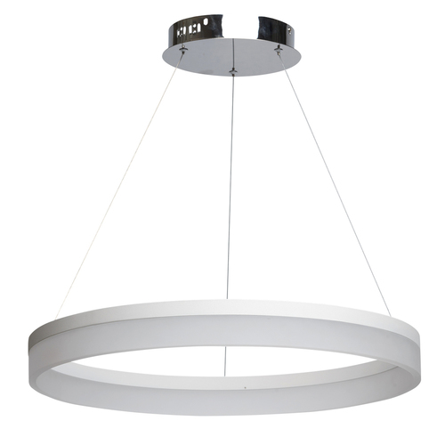 Hanging lamp Hi-Tech 440 Chrome - 661011401