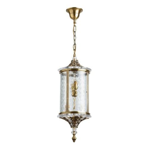 Hanging lamp Corso Street 4 Brass - 802011104