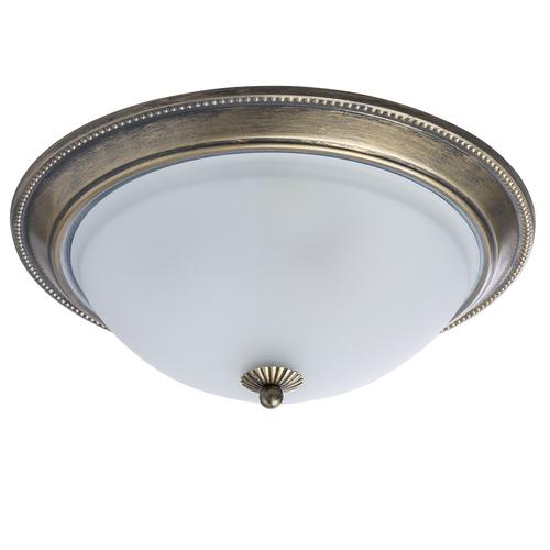 Hanging lamp Ariadna Classic 3 Brass - 450015503